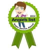 2012 Angie's List Rhode Island HVAC