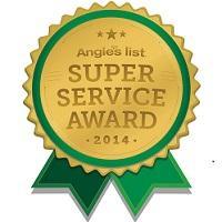2014 Angie's List Rhode Island HVAC