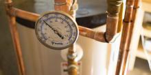 Boiler dial